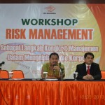 Workshop Risk Management PT Pos Indonesia : Langkah Konkrit Manajamen Dalam Mengelola Risiko Korporat