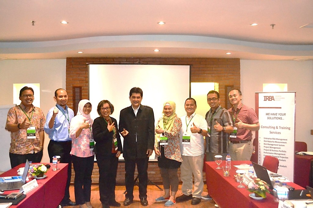 Pelatihan Enterprise Risk Management for CRP® Certification – Kuta Bali 2017