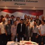 Pelatihan Enterprise Risk Management (ERM) Dan Ujian Sertifikasi Manajemen Risiko Berbasis ISO 31000 PT Rajawali Nusantara Indonesia (Persero)